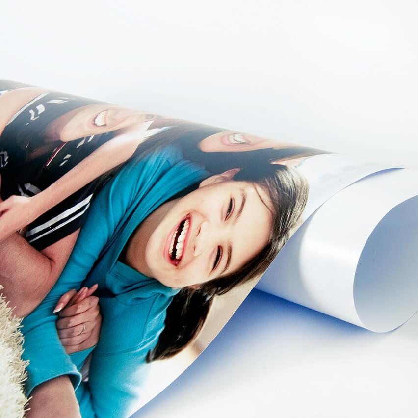 Druckerei grafiko Poster