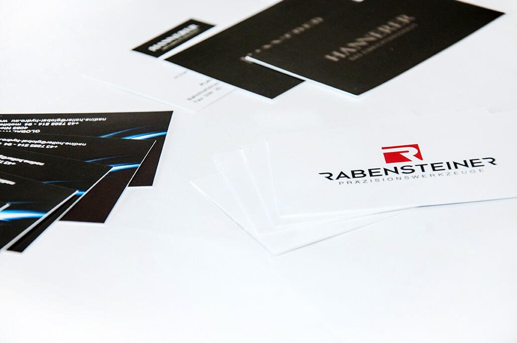 Visitenkarten Druckerei Grafiko Rohrbach Berg