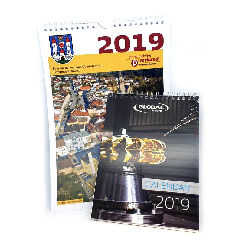 Druckerei Grafiko Kalender