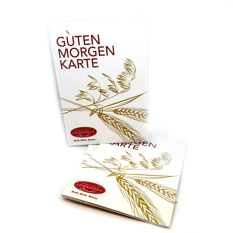 Druckerei Grafiko Speisekarten & Getränkekarten