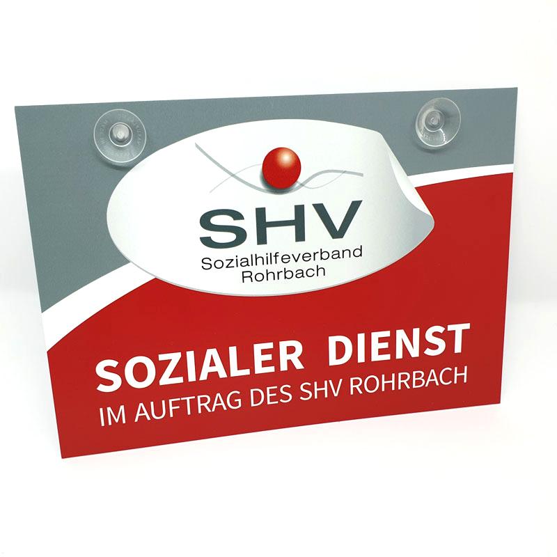 Druckerei grafiko Schilder & Tafeln